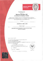 Certification ABA